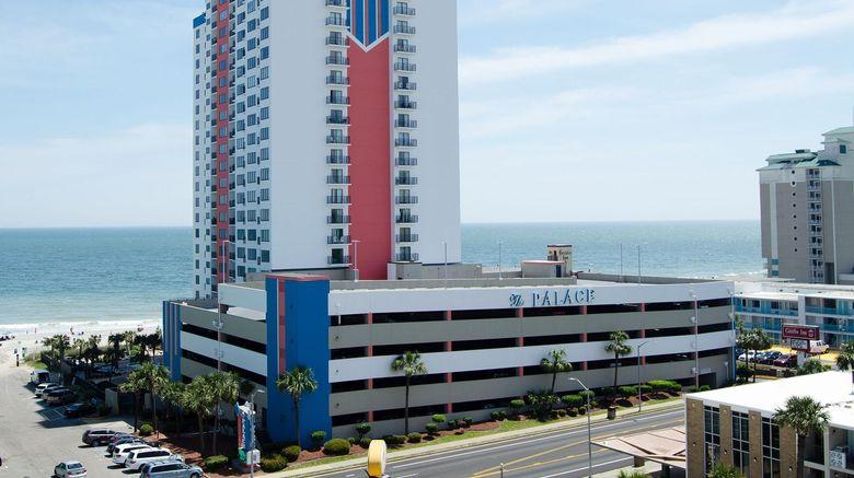 The Palace Resort Exterior