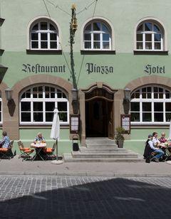 Hotel Restaurant Piazza
