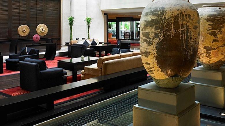 <b>Anantara Riverside Bangkok Resort Lobby</b>