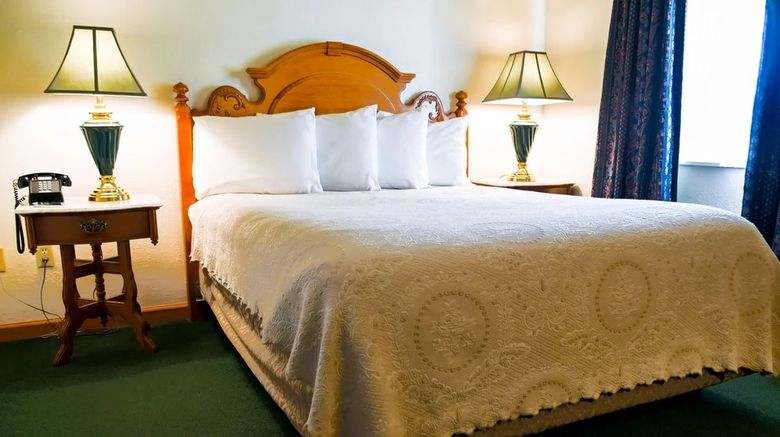The Pollard Hotel Room