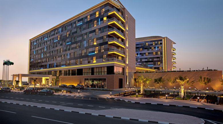 <b>Hyatt Regency Oryx Doha Exterior</b>