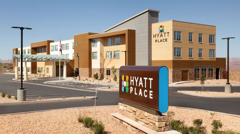 Hyatt Place Page/Lake Powell Exterior