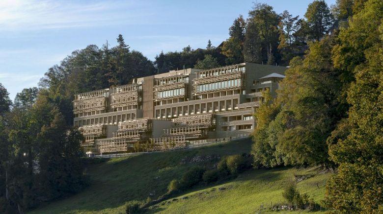 Waldhotel - Burgenstock Resort Exterior