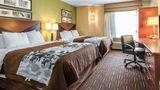 Sleep Inn Meridian I-40 Room