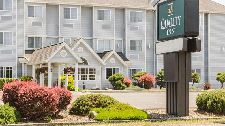 """Quality Inn Seaside Exterior. Images powered by <a href=""""http://web.iceportal.com"""" target=""""_blank"""" rel=""""noopener"""">Ice Portal</a>."""