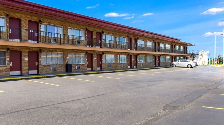 """Quality Inn  and  Suites Airport Exterior. Images powered by <a href=""""http://web.iceportal.com"""" target=""""_blank"""" rel=""""noopener"""">Ice Portal</a>."""