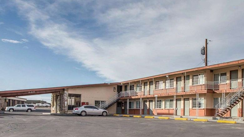 """<b>Rodeway Inn & Suites Exterior</b>. Images powered by <a href=""""https://iceportal.shijigroup.com/"""" title=""""IcePortal"""" target=""""_blank"""">IcePortal</a>."""