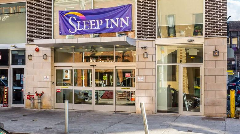 """Sleep Inn Center City Exterior. Images powered by <a href=""""http://web.iceportal.com"""" target=""""_blank"""" rel=""""noopener"""">Ice Portal</a>."""