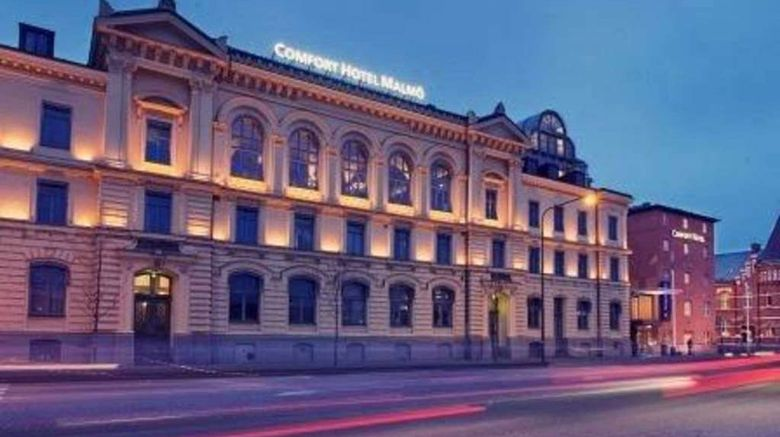 """Comfort Hotel Malmo Exterior. Images powered by <a href=""""http://web.iceportal.com"""" target=""""_blank"""" rel=""""noopener"""">Ice Portal</a>."""