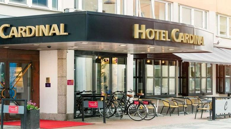 """Clarion Collection Hotel Cardinal Exterior. Images powered by <a href=""""http://web.iceportal.com"""" target=""""_blank"""" rel=""""noopener"""">Ice Portal</a>."""