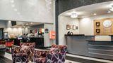 Comfort Suites Airport Lobby