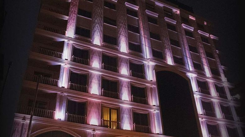 """Clarion Hotel Kahramanmaras Exterior. Images powered by <a href=""""http://web.iceportal.com"""" target=""""_blank"""" rel=""""noopener"""">Ice Portal</a>."""