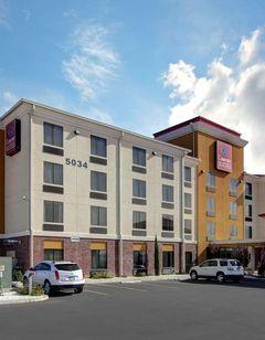 Comfort Suites El Paso West