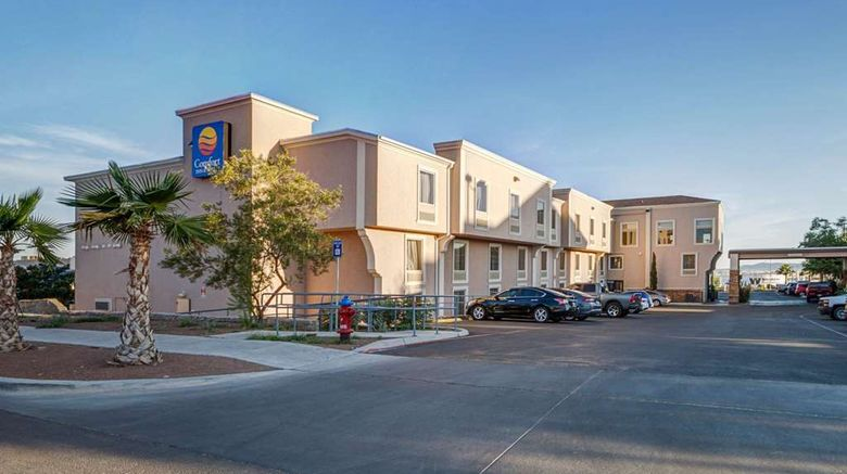 """Comfort Inn  and  Suites I-10 Airport Exterior. Images powered by <a href=""""http://web.iceportal.com"""" target=""""_blank"""" rel=""""noopener"""">Ice Portal</a>."""