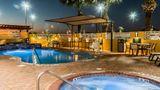 MainStay Suites Edinburg Pool