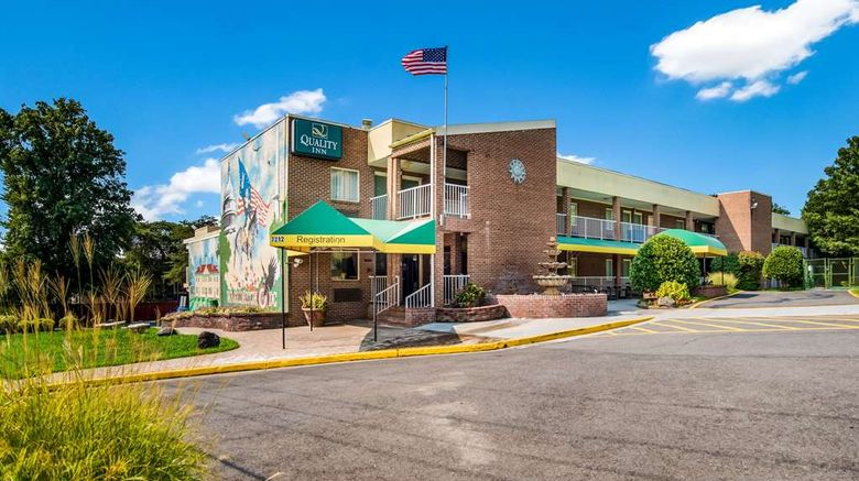 """Quality Inn Mount Vernon Exterior. Images powered by <a href=""""http://web.iceportal.com"""" target=""""_blank"""" rel=""""noopener"""">Ice Portal</a>."""