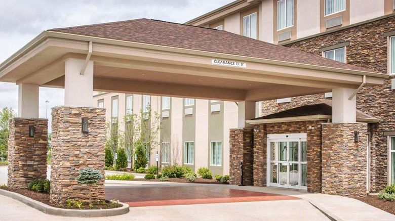 """Sleep Inn  and  Suites Parkersburg Exterior. Images powered by <a href=""""http://web.iceportal.com"""" target=""""_blank"""" rel=""""noopener"""">Ice Portal</a>."""