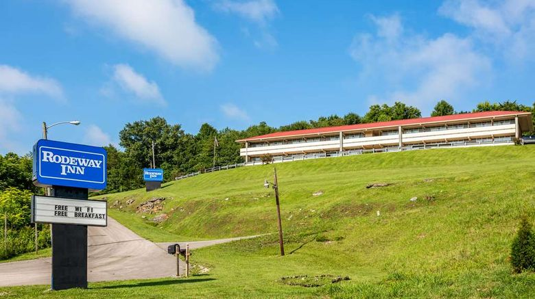 """Rodeway Inn Renfro Valley Exterior. Images powered by <a href=""""http://web.iceportal.com"""" target=""""_blank"""" rel=""""noopener"""">Ice Portal</a>."""