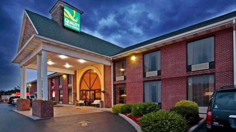 """Quality Inn  and  Suites Somerset Exterior. Images powered by <a href=""""http://web.iceportal.com"""" target=""""_blank"""" rel=""""noopener"""">Ice Portal</a>."""