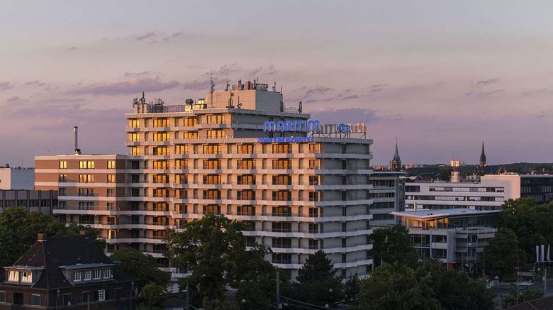 """Maritim Hotel Darmstadt Exterior. Images powered by <a href=""""http://web.iceportal.com"""" target=""""_blank"""" rel=""""noopener"""">Ice Portal</a>."""