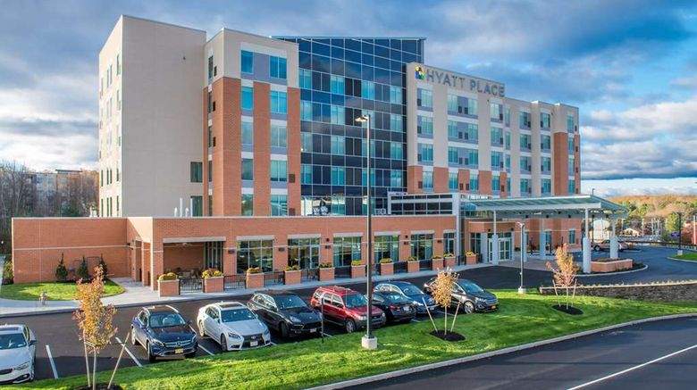 """Hyatt Place Marlborough/Apex Center Exterior. Images powered by <a href=""""http://web.iceportal.com"""" target=""""_blank"""" rel=""""noopener"""">Ice Portal</a>."""