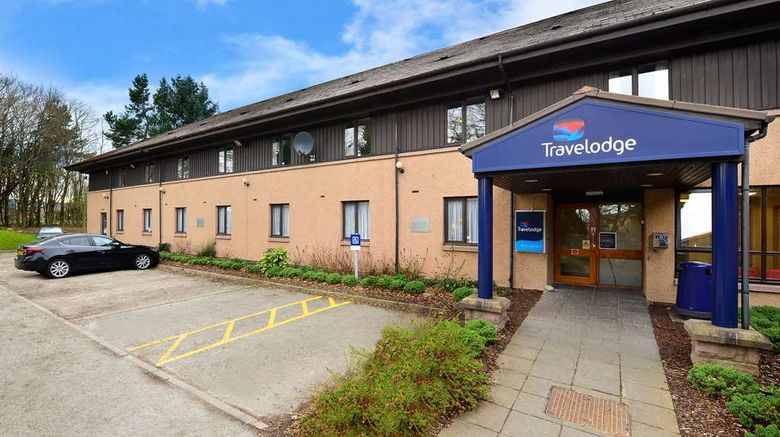 """Travelodge Aberdeen Airport Exterior. Images powered by <a href=""""http://web.iceportal.com"""" target=""""_blank"""" rel=""""noopener"""">Ice Portal</a>."""