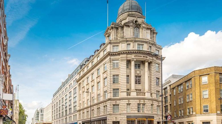 """Travelodge London City Road Hotel Exterior. Images powered by <a href=""""http://web.iceportal.com"""" target=""""_blank"""" rel=""""noopener"""">Ice Portal</a>."""