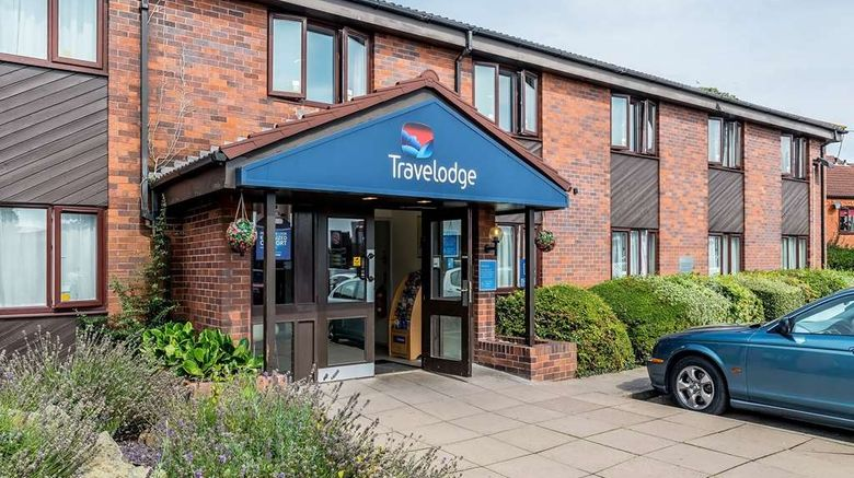 """Travelodge Rugeley Exterior. Images powered by <a href=""""http://web.iceportal.com"""" target=""""_blank"""" rel=""""noopener"""">Ice Portal</a>."""