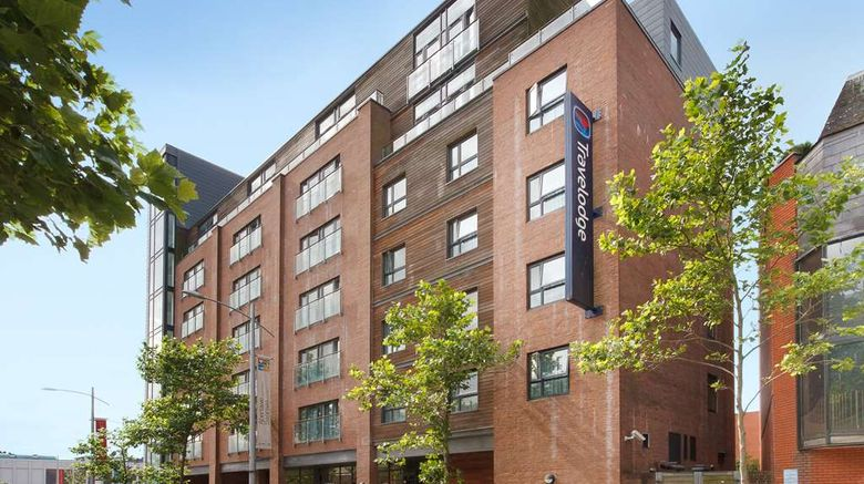 """Travelodge Swansea Central Exterior. Images powered by <a href=""""http://web.iceportal.com"""" target=""""_blank"""" rel=""""noopener"""">Ice Portal</a>."""