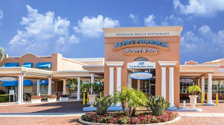 """Safety Harbor Resort  and  Spa, Trademark Exterior. Images powered by <a href=""""http://web.iceportal.com"""" target=""""_blank"""" rel=""""noopener"""">Ice Portal</a>."""