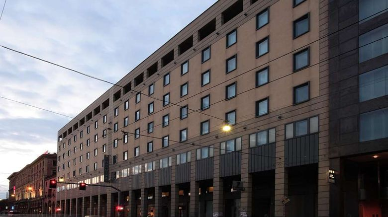 """Starhotels Excelsior Exterior. Images powered by <a href=""""http://web.iceportal.com"""" target=""""_blank"""" rel=""""noopener"""">Ice Portal</a>."""