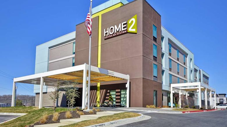 """Home2 Suites by Hilton, KU Med Center Exterior. Images powered by <a href=""""http://web.iceportal.com"""" target=""""_blank"""" rel=""""noopener"""">Ice Portal</a>."""