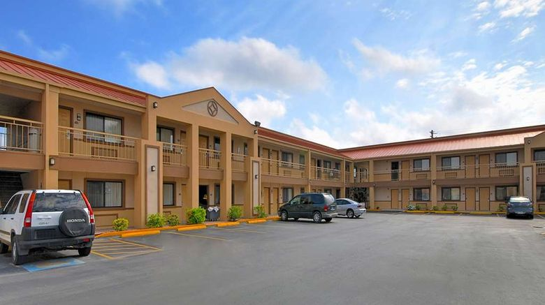 """Americas Best Value Inn Kingsville Exterior. Images powered by <a href=""""http://web.iceportal.com"""" target=""""_blank"""" rel=""""noopener"""">Ice Portal</a>."""
