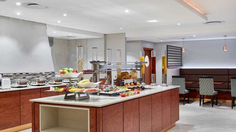 """<b>Hilton Garden Inn Lusaka Business Park Restaurant</b>. Images powered by <a href=""""https://iceportal.shijigroup.com/"""" title=""""IcePortal"""" target=""""_blank"""">IcePortal</a>."""