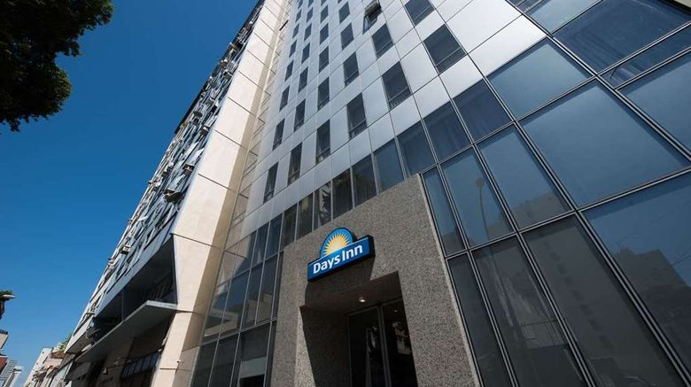 """Days Inn by Wyndham Rio de Janeiro Lapa Exterior. Images powered by <a href=""""http://web.iceportal.com"""" target=""""_blank"""" rel=""""noopener"""">Ice Portal</a>."""