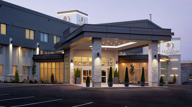 """DoubleTree by Hilton Montreal Airport Exterior. Images powered by <a href=""""http://web.iceportal.com"""" target=""""_blank"""" rel=""""noopener"""">Ice Portal</a>."""