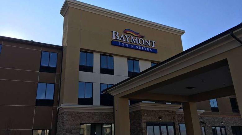 """Baymont Inn and Suites Page Lake Powell Exterior. Images powered by <a href=""""http://web.iceportal.com"""" target=""""_blank"""" rel=""""noopener"""">Ice Portal</a>."""