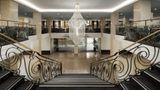 The Victoria Hotel Melbourne Lobby