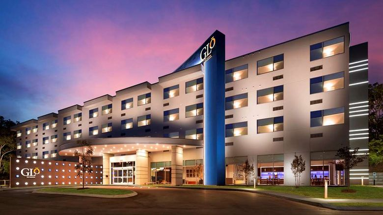 """GLo Best Western Nashville Airport West Exterior. Images powered by <a href=""""http://web.iceportal.com"""" target=""""_blank"""" rel=""""noopener"""">Ice Portal</a>."""