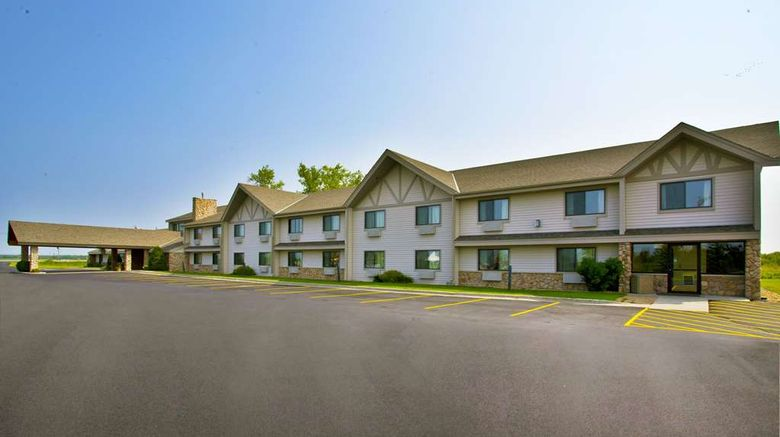 """AmericInn by Wyndham Baudette Exterior. Images powered by <a href=""""http://web.iceportal.com"""" target=""""_blank"""" rel=""""noopener"""">Ice Portal</a>."""
