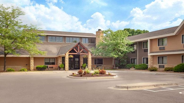 """AmericInn by Wyndham Mankato Center Exterior. Images powered by <a href=""""http://web.iceportal.com"""" target=""""_blank"""" rel=""""noopener"""">Ice Portal</a>."""