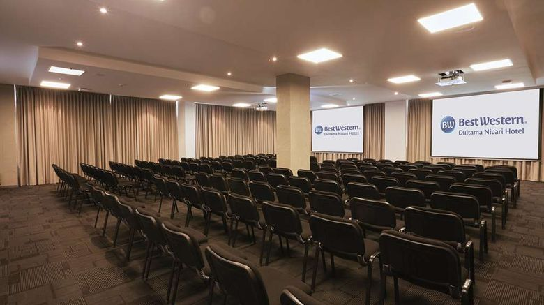 """<b>Best Western Duitama Nivari Hotel Meeting</b>. Images powered by <a href=""""https://iceportal.shijigroup.com/"""" title=""""IcePortal"""" target=""""_blank"""">IcePortal</a>."""