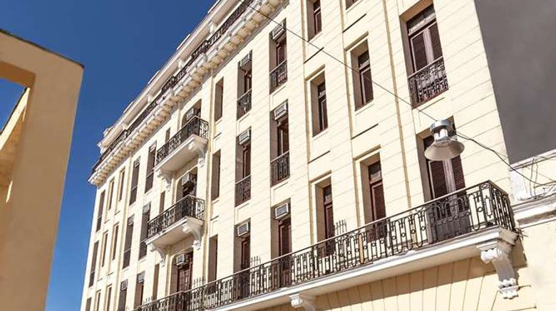 """Gran Hotel, managed by Melia Exterior. Images powered by <a href=""""http://web.iceportal.com"""" target=""""_blank"""" rel=""""noopener"""">Ice Portal</a>."""