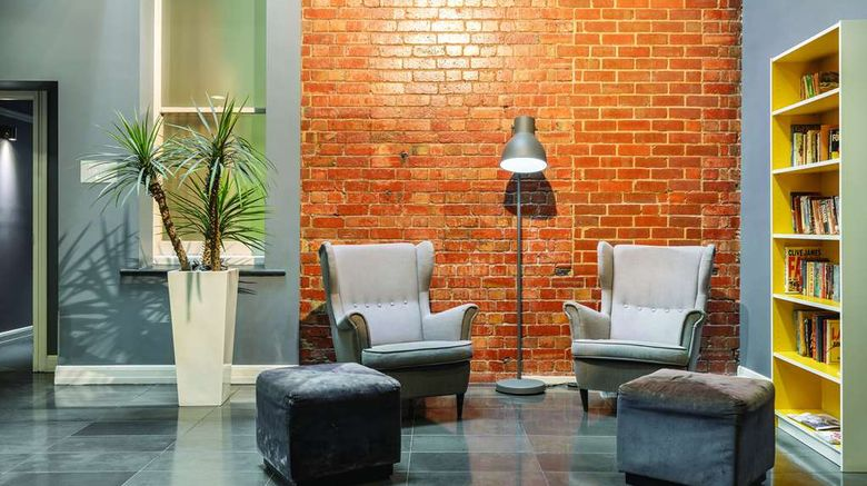 """Best Western Melbourne City Lobby. Images powered by <a href=""""http://web.iceportal.com"""" target=""""_blank"""" rel=""""noopener"""">Ice Portal</a>."""