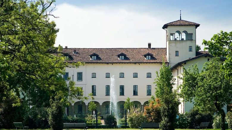 """Grand Hotel Villa Torretta Milan Sesto Exterior. Images powered by <a href=""""http://web.iceportal.com"""" target=""""_blank"""" rel=""""noopener"""">Ice Portal</a>."""
