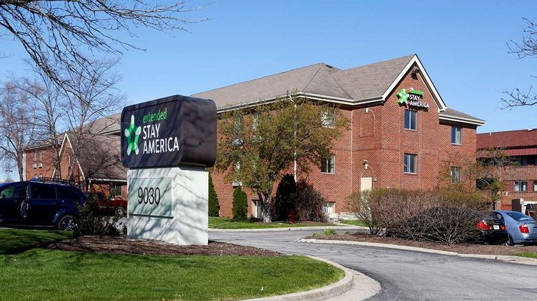 """Extended Stay America Stes Nw College Pk Exterior. Images powered by <a href=""""http://web.iceportal.com"""" target=""""_blank"""" rel=""""noopener"""">Ice Portal</a>."""