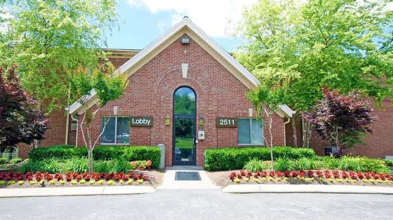 """Extended Stay America Stes Bna Elm Hill Exterior. Images powered by <a href=""""http://web.iceportal.com"""" target=""""_blank"""" rel=""""noopener"""">Ice Portal</a>."""