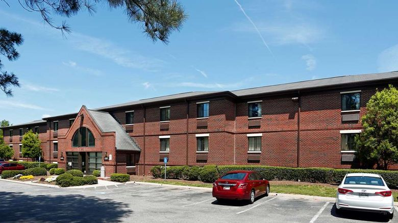 """Extended Stay America Stes Raleigh Cary Exterior. Images powered by <a href=""""http://web.iceportal.com"""" target=""""_blank"""" rel=""""noopener"""">Ice Portal</a>."""