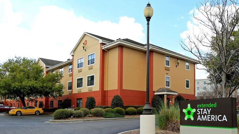 """Extended Stay America Stes Mt Pleasant Exterior. Images powered by <a href=""""http://web.iceportal.com"""" target=""""_blank"""" rel=""""noopener"""">Ice Portal</a>."""