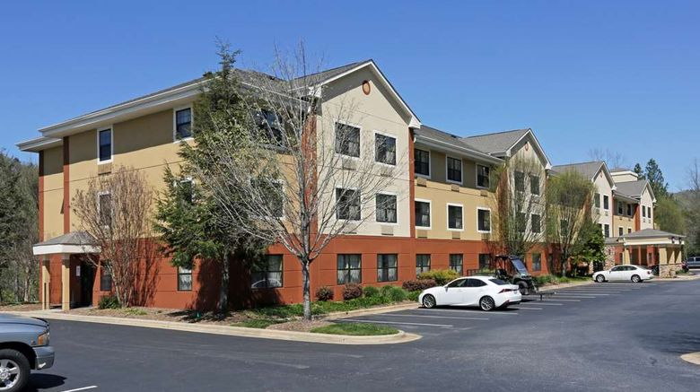"""Extended Stay America Stes Asheville Exterior. Images powered by <a href=""""http://web.iceportal.com"""" target=""""_blank"""" rel=""""noopener"""">Ice Portal</a>."""